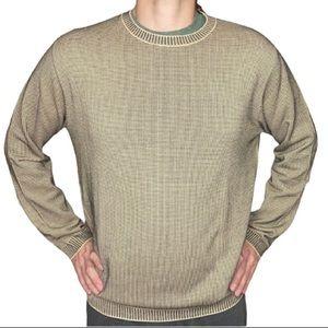 Ermenegildo Zegna Made in Italy Textured Sweater